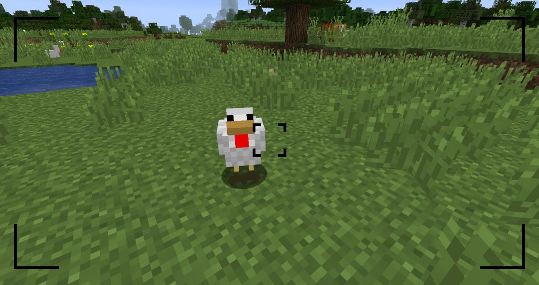 Minecraft mods 1.14 - Mod caméra