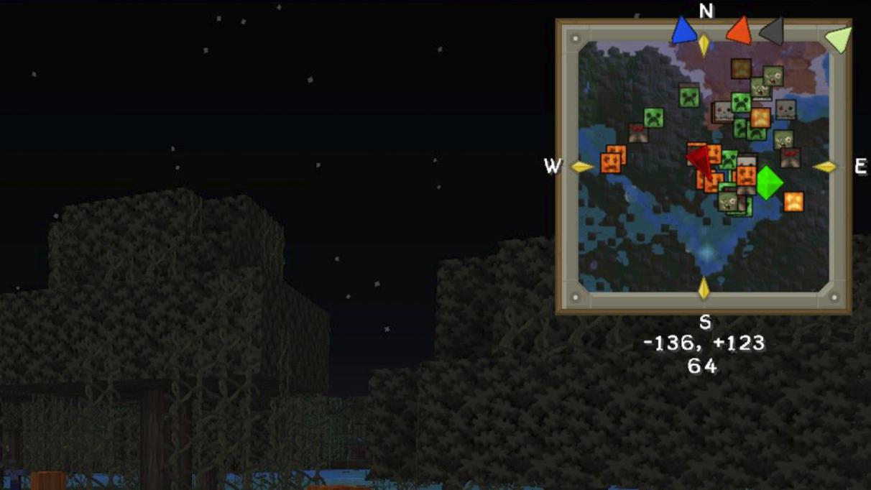 Mods Minecraft 1.14 - VoxelMap
