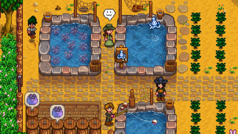 Stardew Valley - Indie Farm Game - Games - Quarter To Three