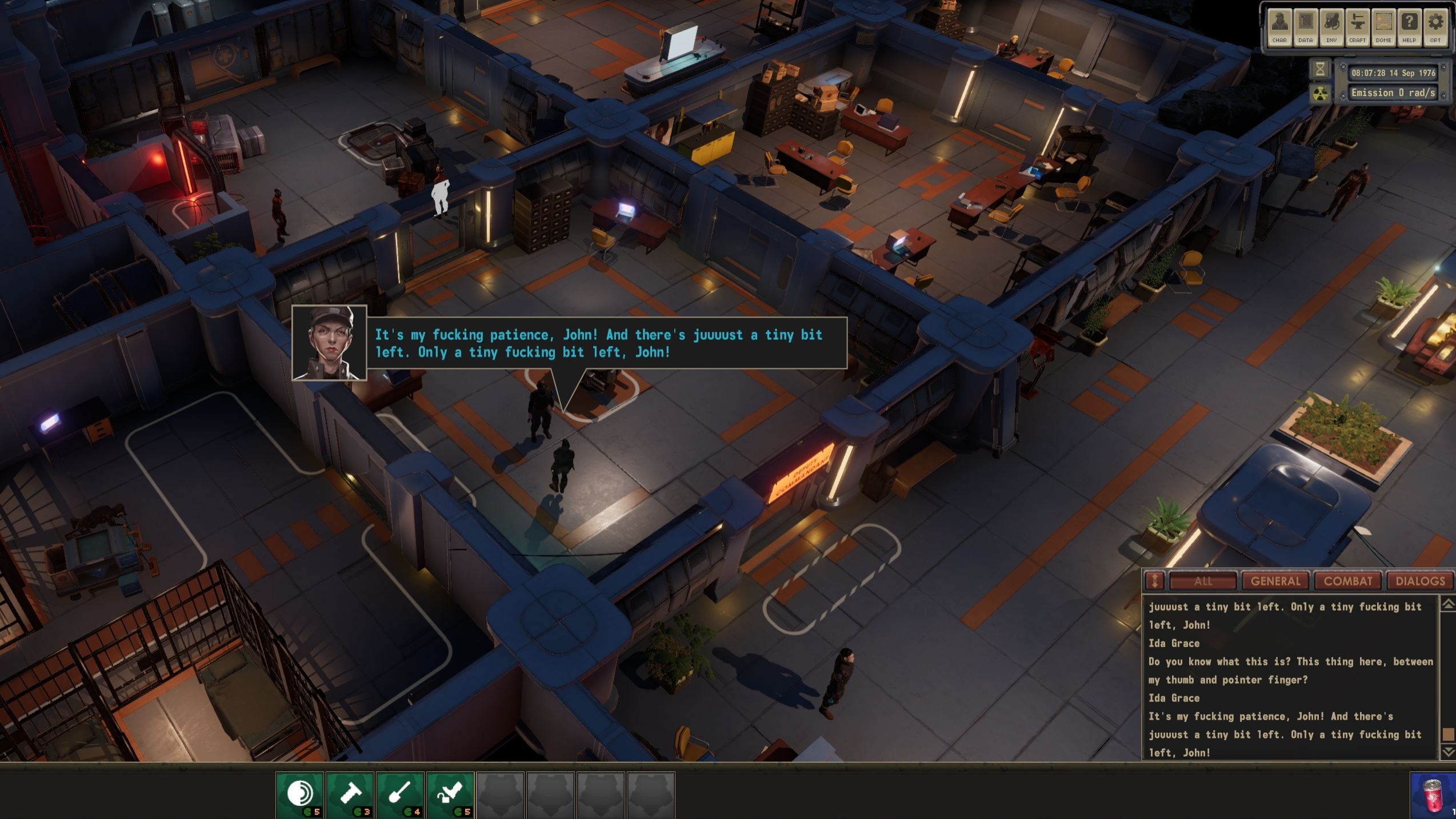 Encased is an Early Access RPG that's worth starting right now