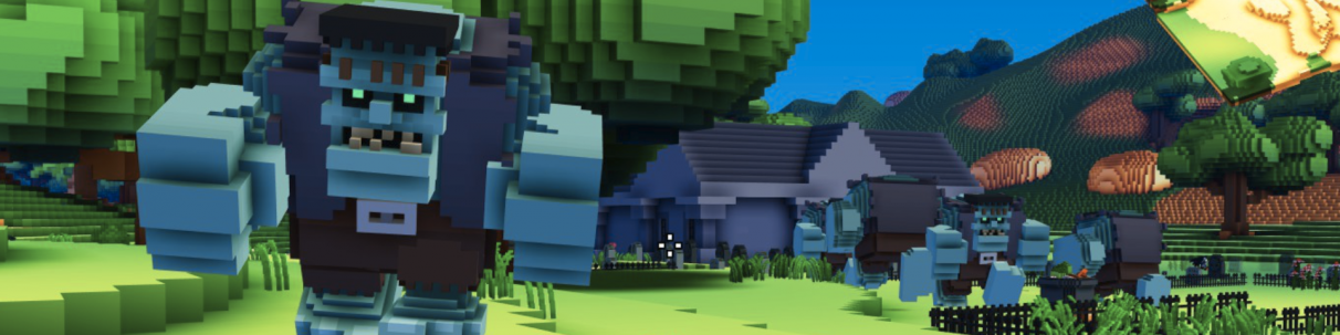 Games like Minecraft - CubeWorld