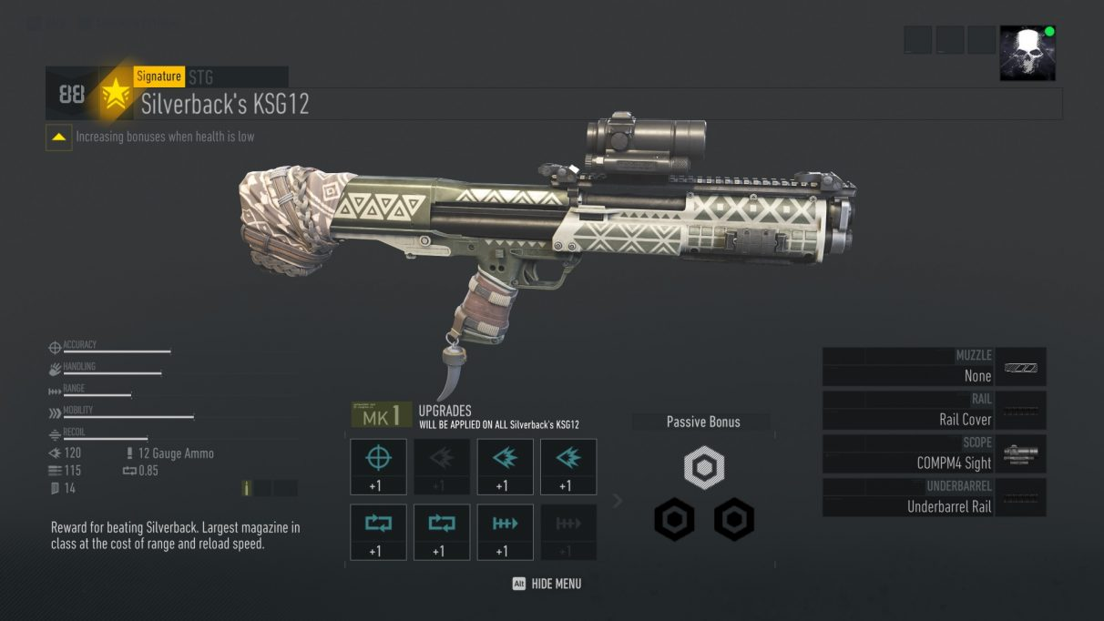 Ghost Recon Breakpoint silverback