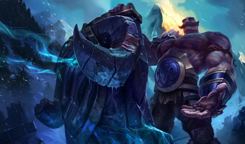Legends of Runeterra Braum