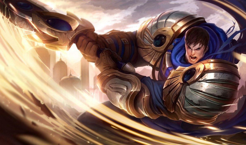 Legends of Runeterra Garen