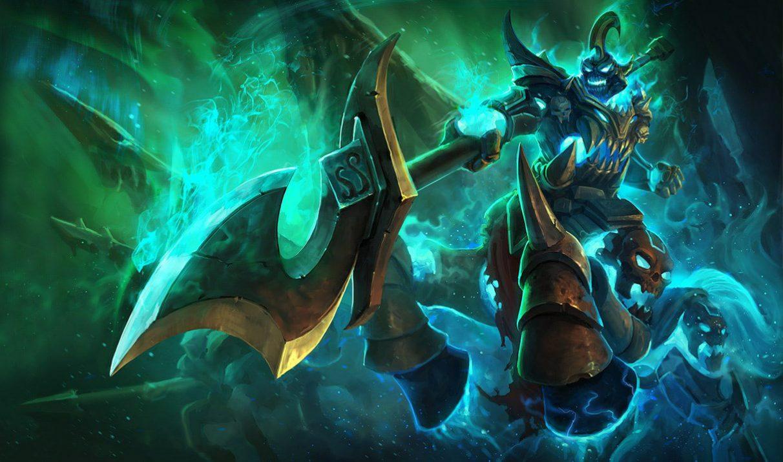 Legends of Runeterra Hecarim