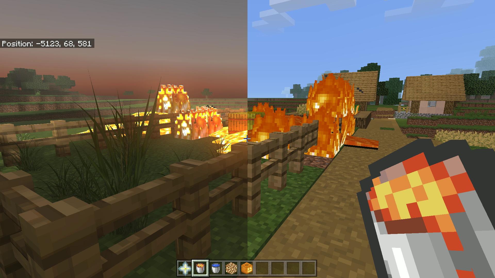 Minecraft RTX looks good but runs hard  Rock Paper Shotgun