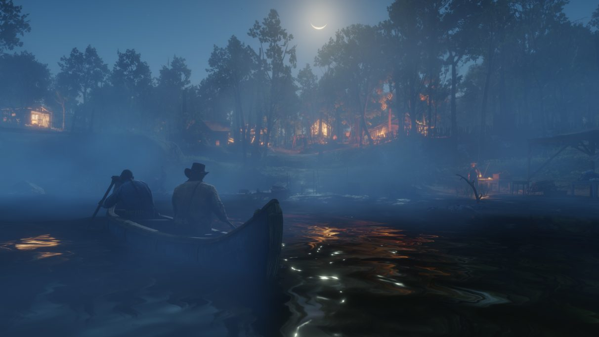 Red Dead Redemption 2 4K screen2