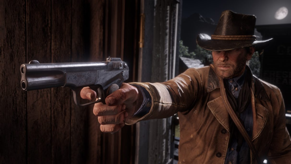 Red Dead Redemption 2 4K screen4