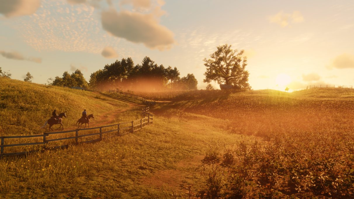 Red Dead Redemption 2 4K screen6