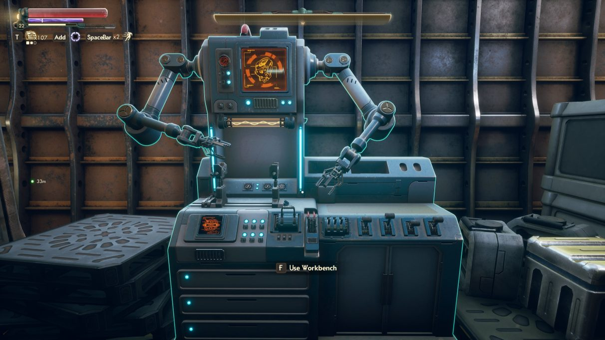 Fantastic The Outer Worlds Mods Workbench Guide How To Repair Pabps2019 Chair Design Images Pabps2019Com