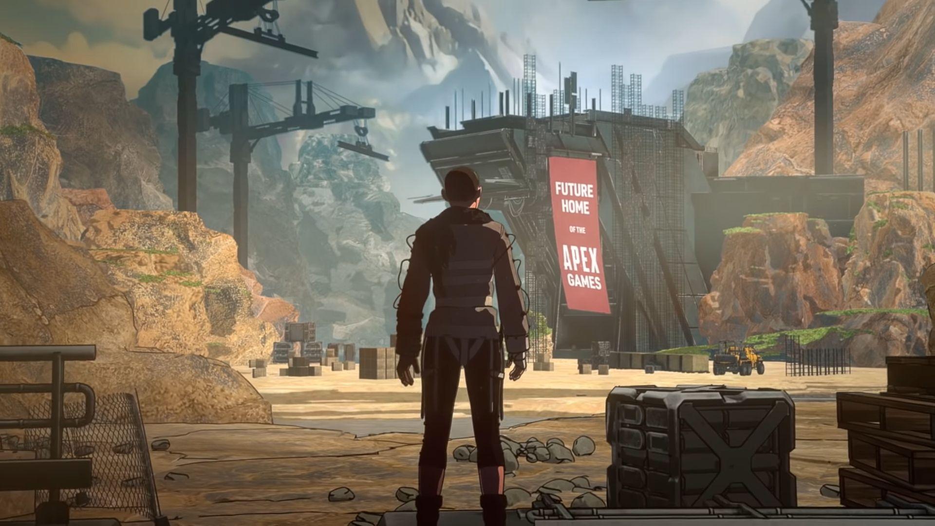 Apex Legends' Voidwalker cinematic turns Wraith's infinite worlds into an absurd binary