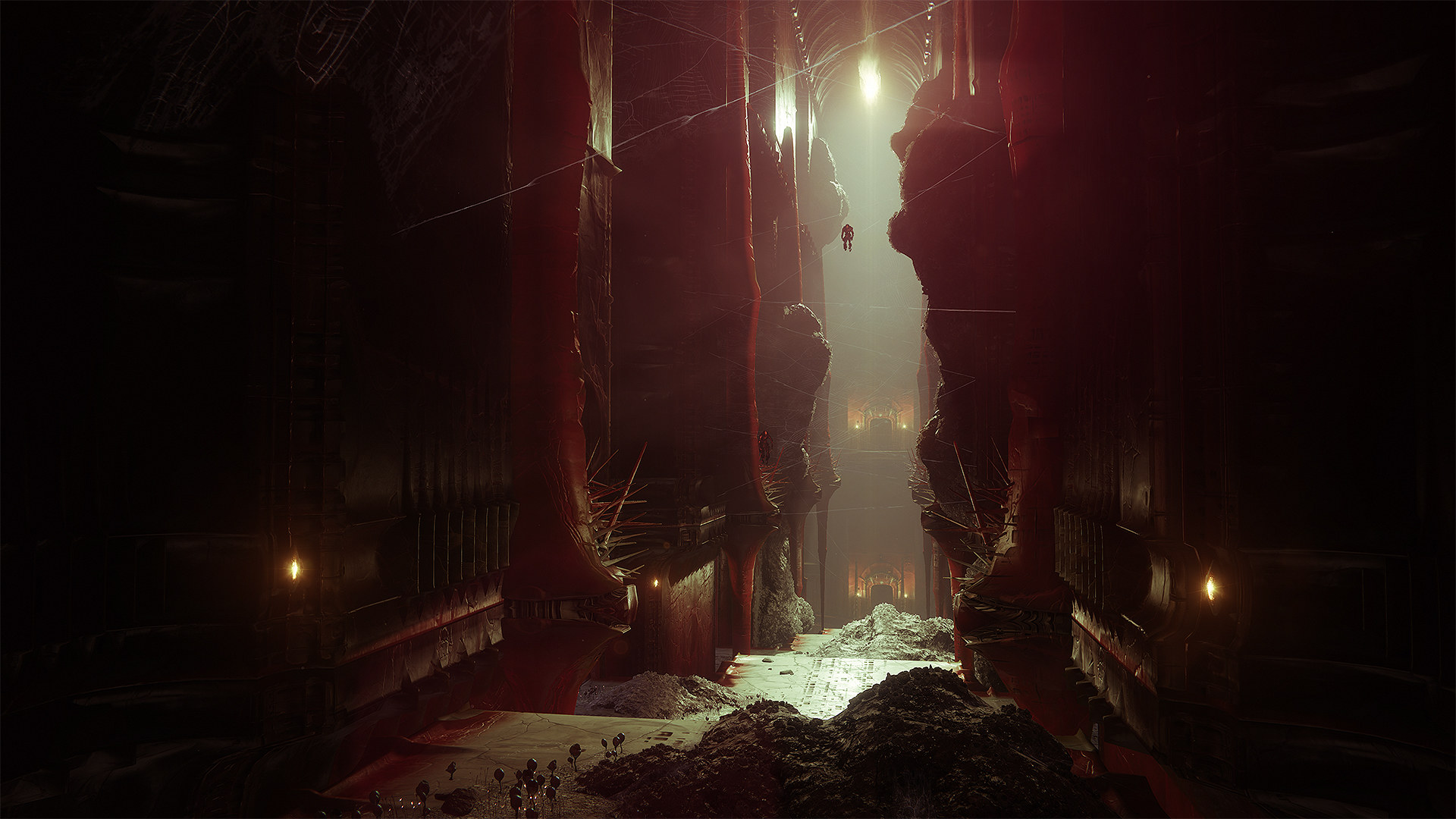 Destiny 2 Starts Halloween Event And Opens A New Dungeon Rock