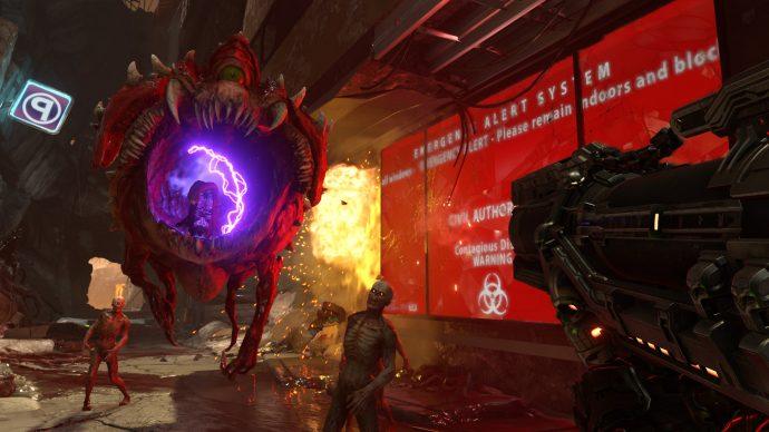 Doom Eternal Doom Hunter Base collectables