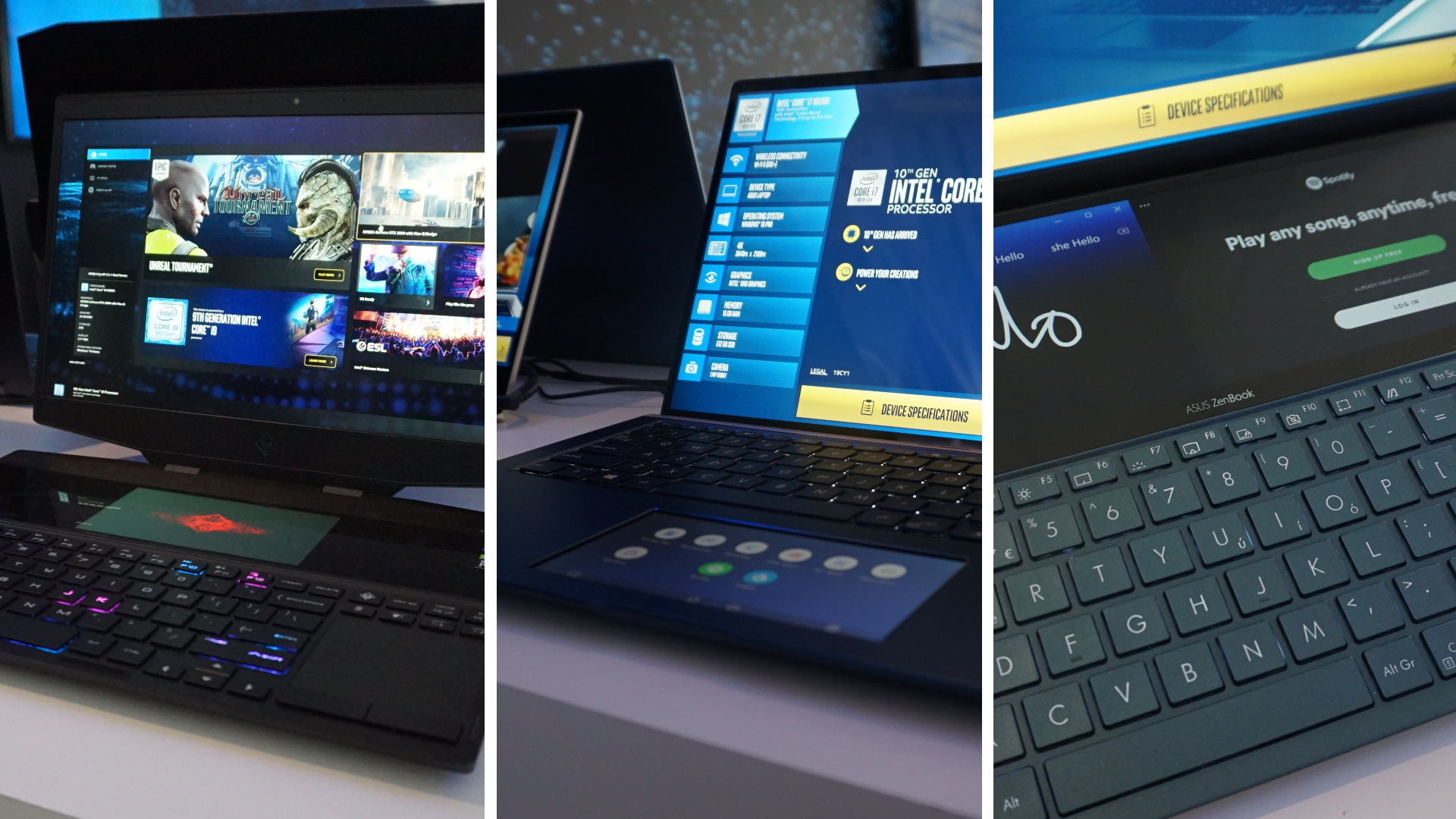 The good, the bad and the ugly of tomorrow's dual-screen gaming laptops
