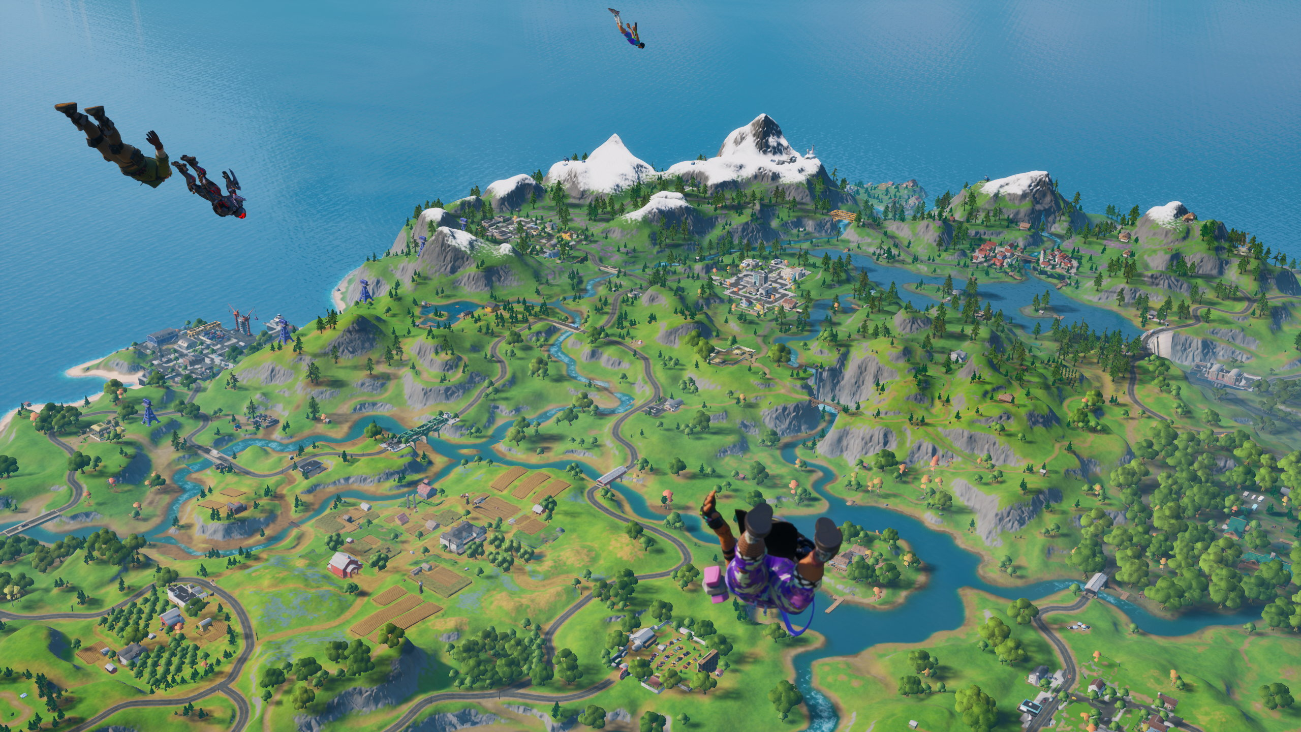 Epic Games Sue Tester For Spoiling Fortnite Chapter 2