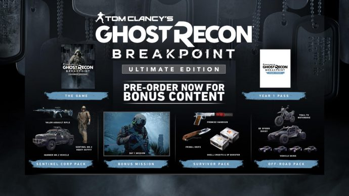 ghost recon breakpoint ultimate
