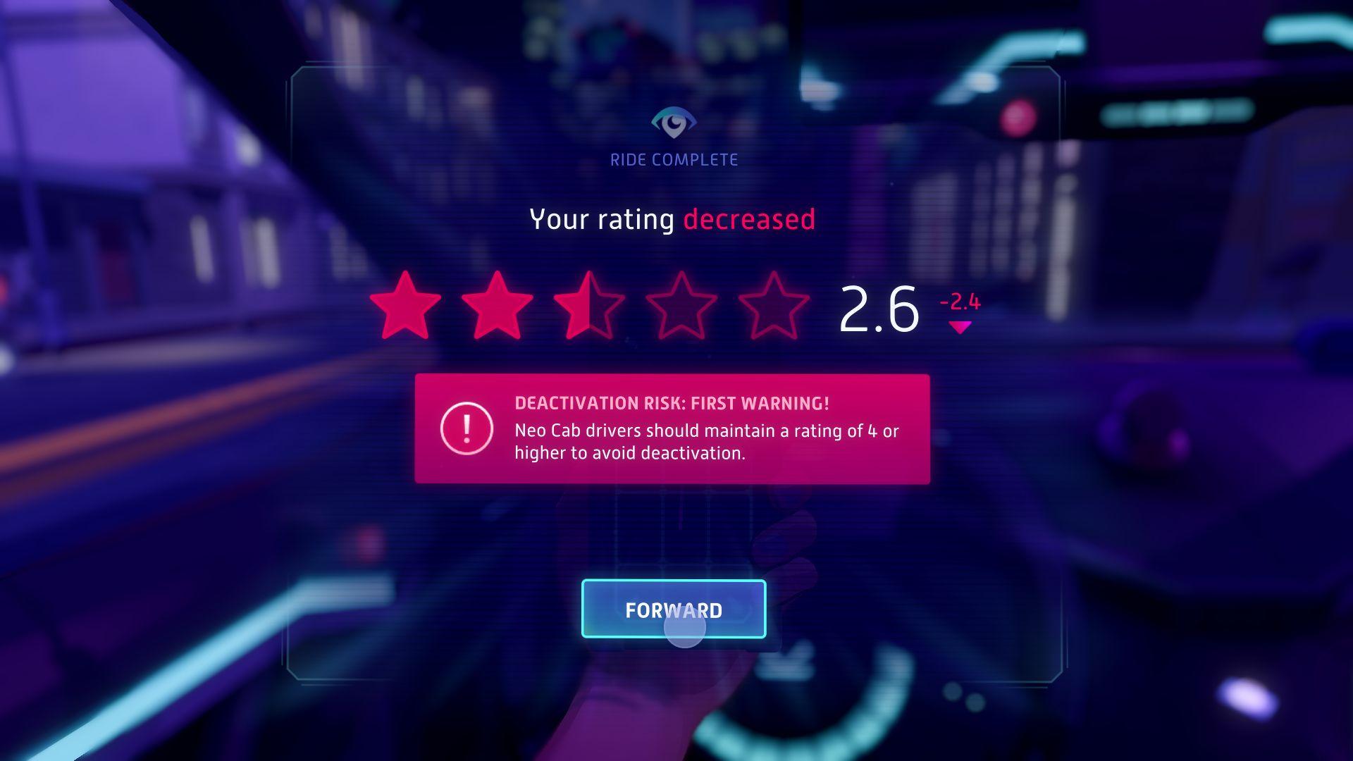 Neo Cab Review Rock Paper Shotgun