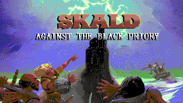 The developer of retro RPG SKALD says he doesn't care if it makes money