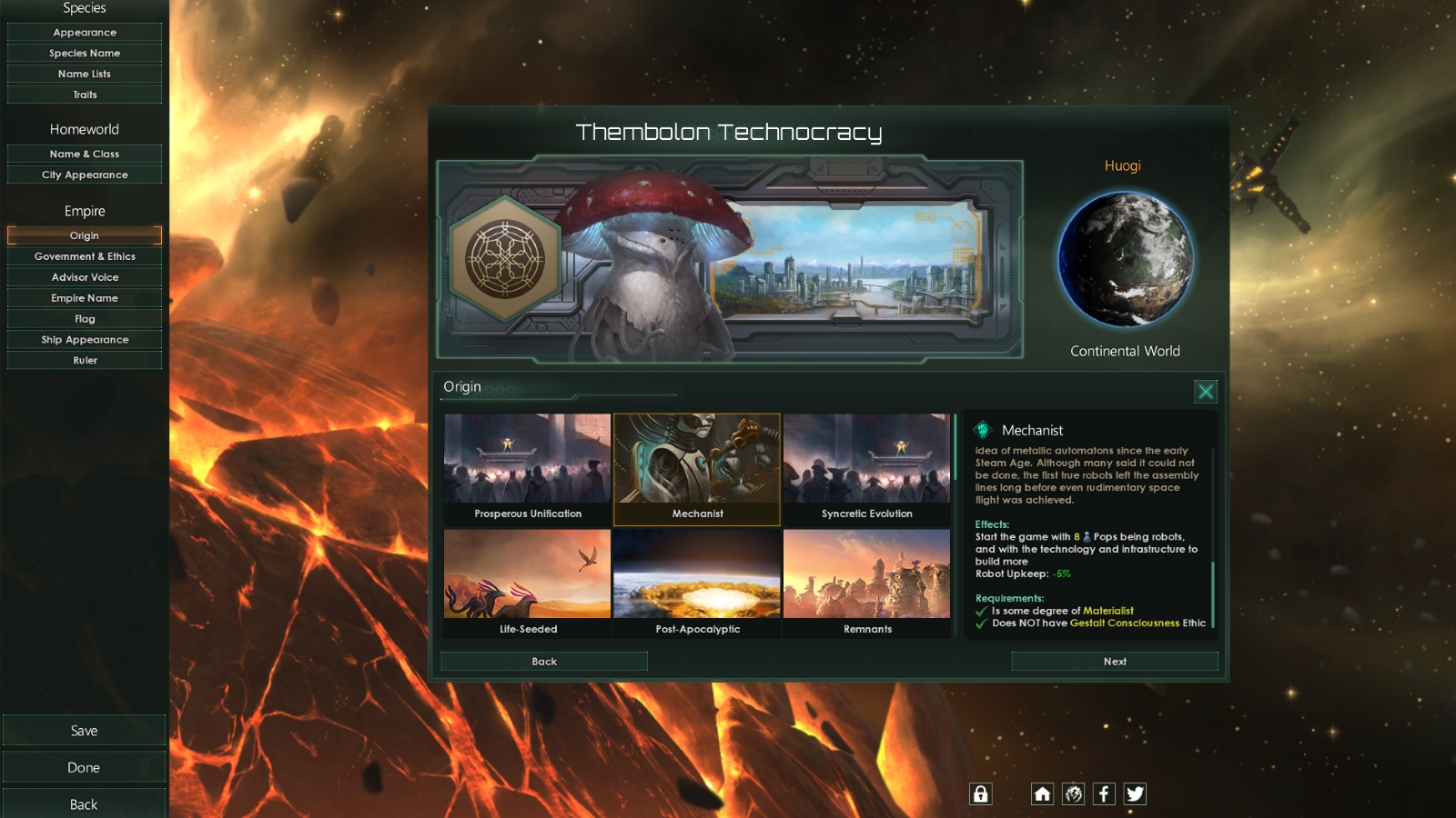 In the new Stellaris expansion, you can turn your home planet into a bomb