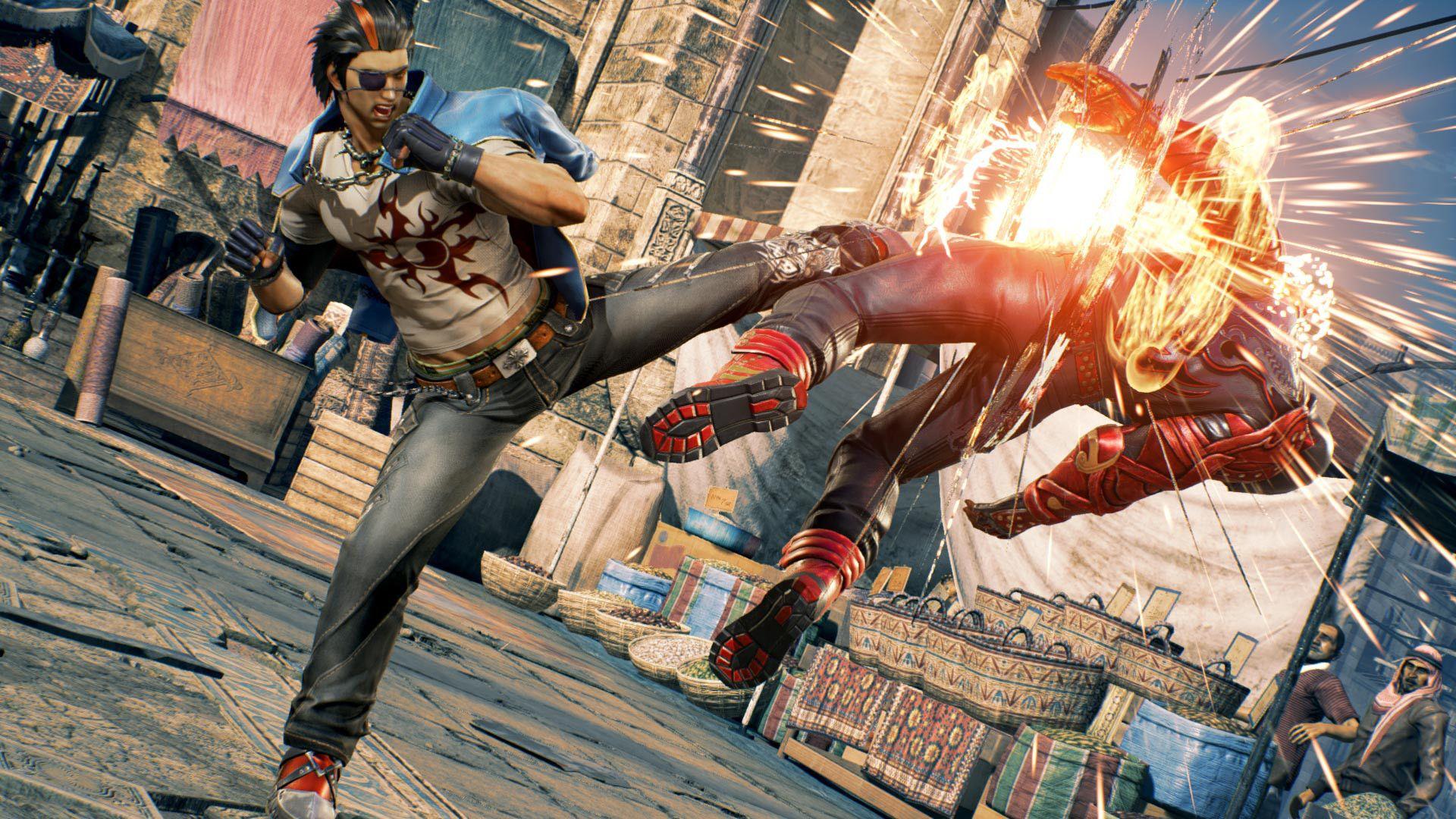 The 10 Best Fighting Games On Pc Rock Paper Shotgun