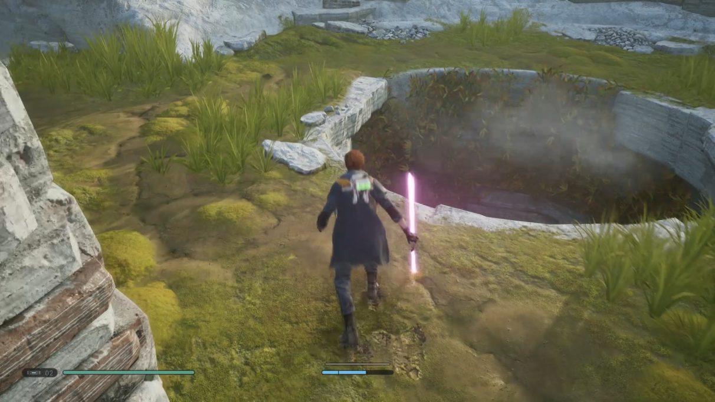 Star Wars Jedi: Fallen Order Stim locations - Bogano 1