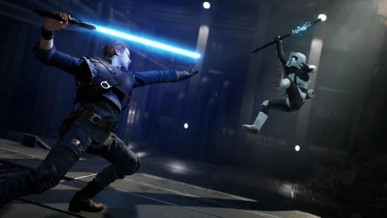 Star Wars Jedi: Fallen Order combat guide - Force Powers