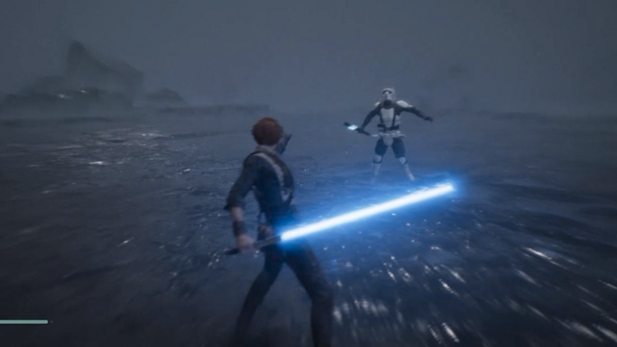 Star Wars Jedi: Fallen Order Force Powers guide - Force Pull