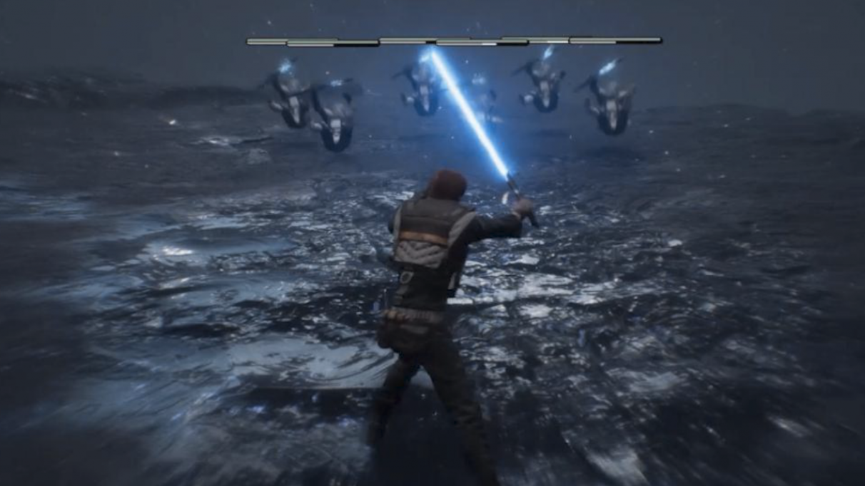 Star Wars Jedi: Fallen Order Force Powers guide - Force Push