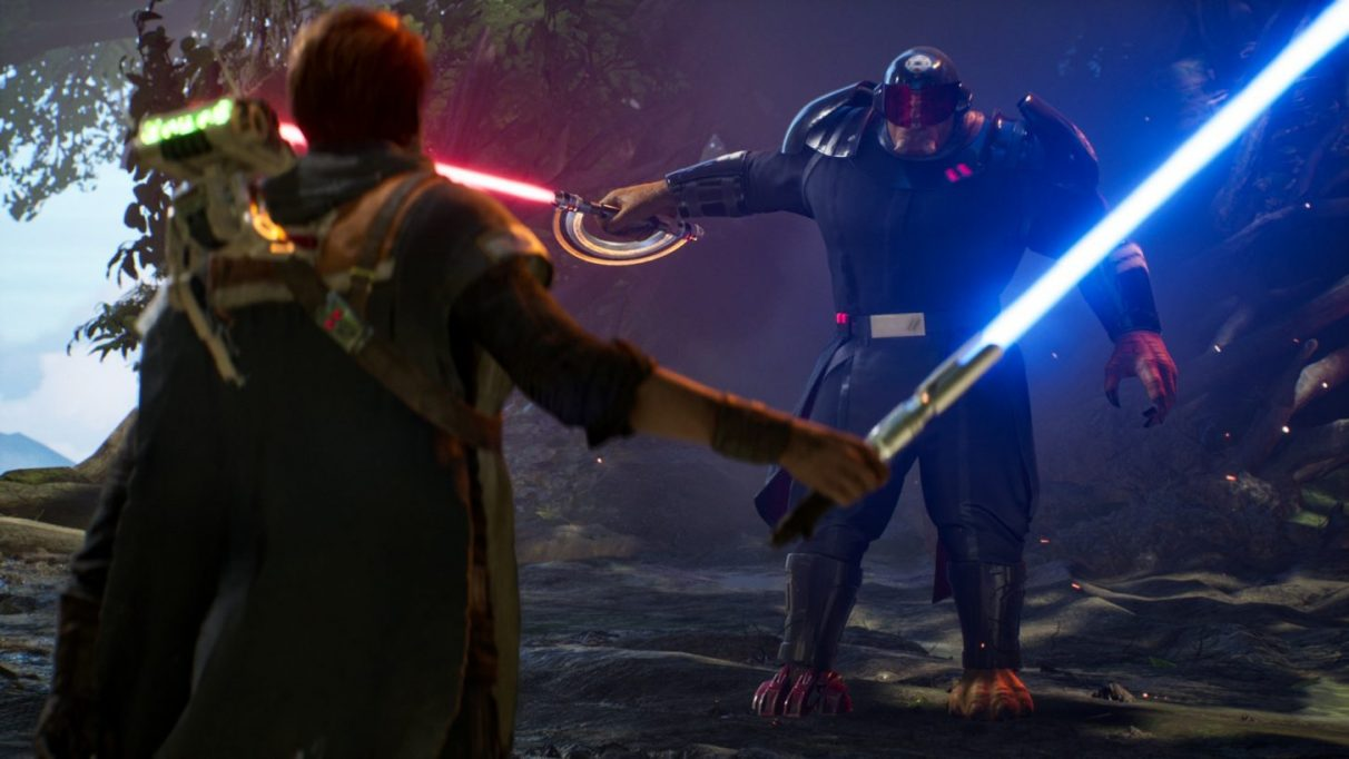 Star Wars Jedi: Fallen Order lightsaber guide