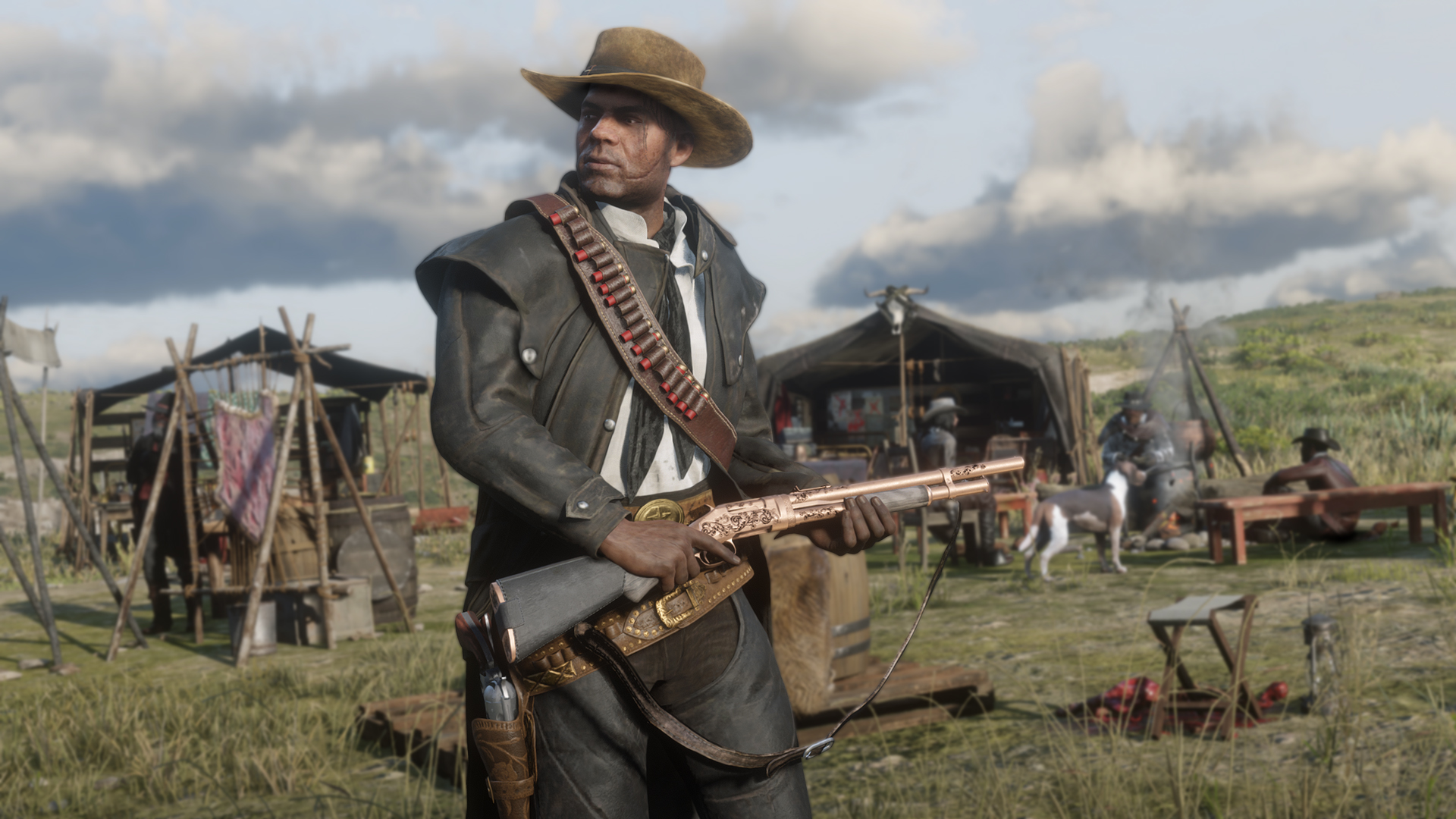 Red Dead Redemption 2's Steam launch is still pretty buggy