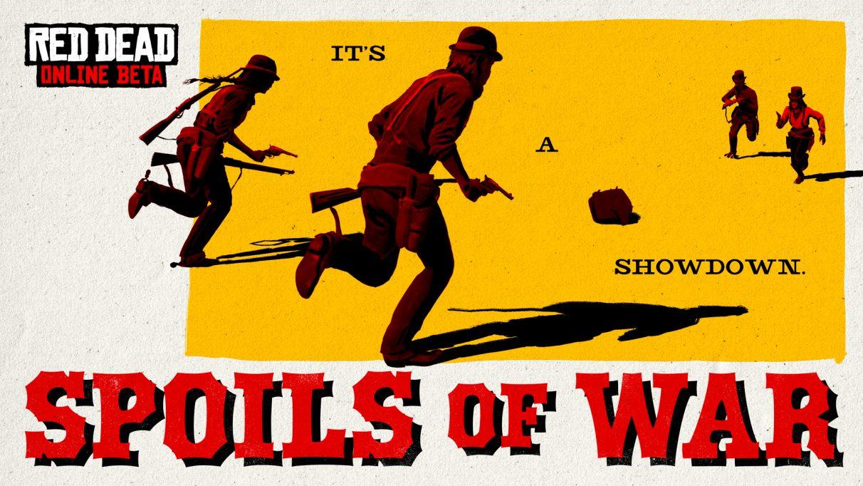Red Dead Online modes - Spoils of War