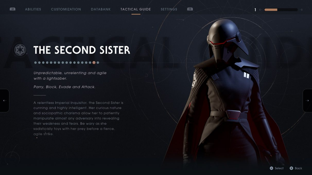 Star Wars Jedi: Fallen Order Second Sister guide