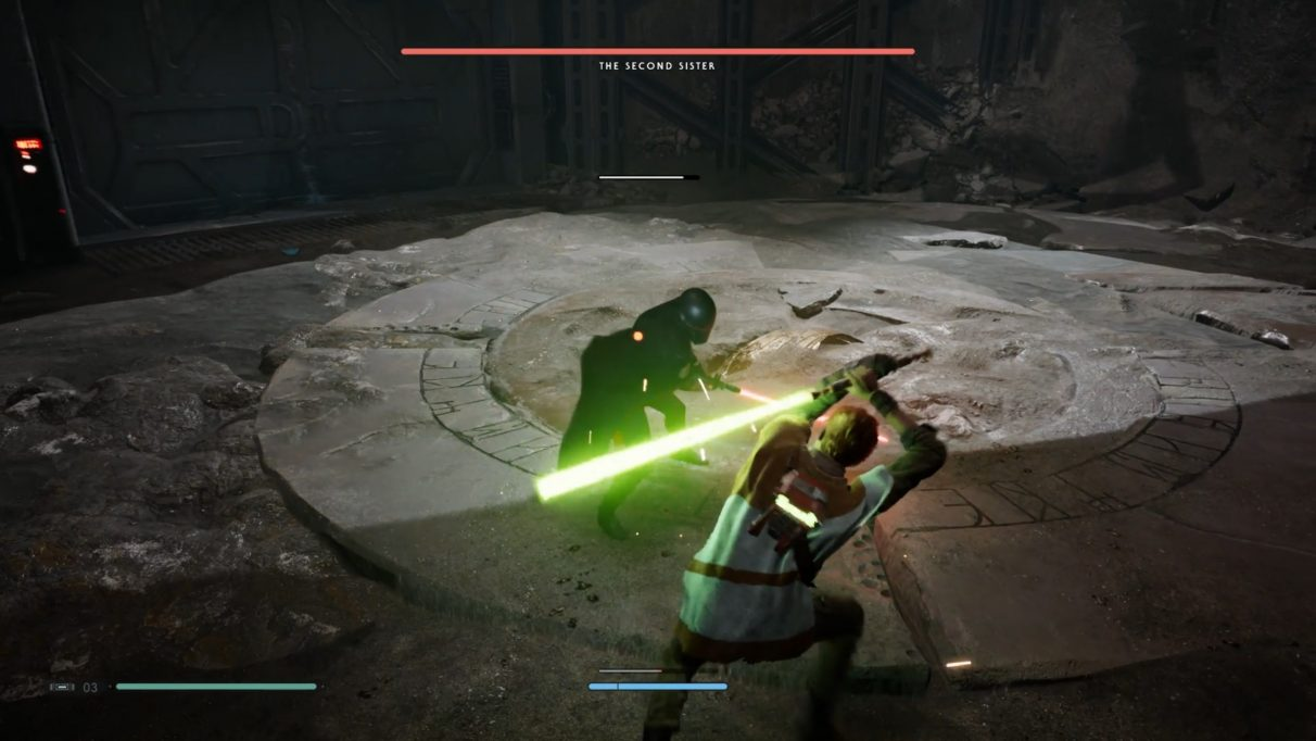 Star Wars Jedi: Fallen Order Second Sister fight