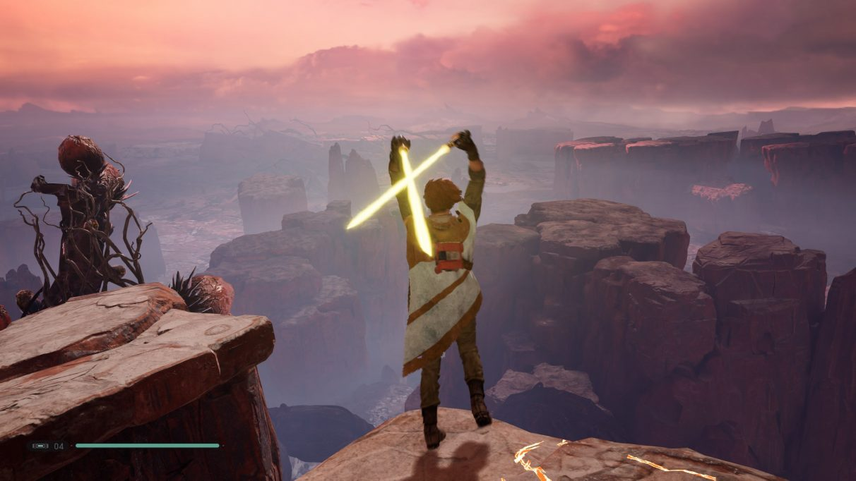 Star Wars Jedi: Fallen Order lightsaber guide - How to unlock split lightsaber
