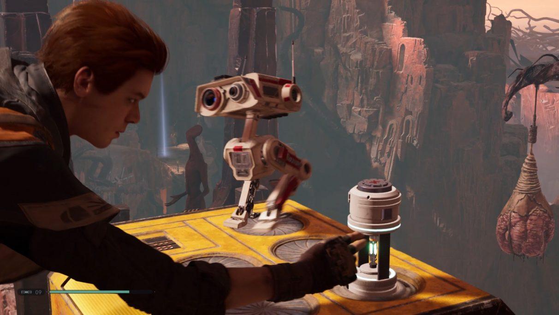 Star Wars Jedi: Fallen Order combat guide - Stim Canister Upgrades