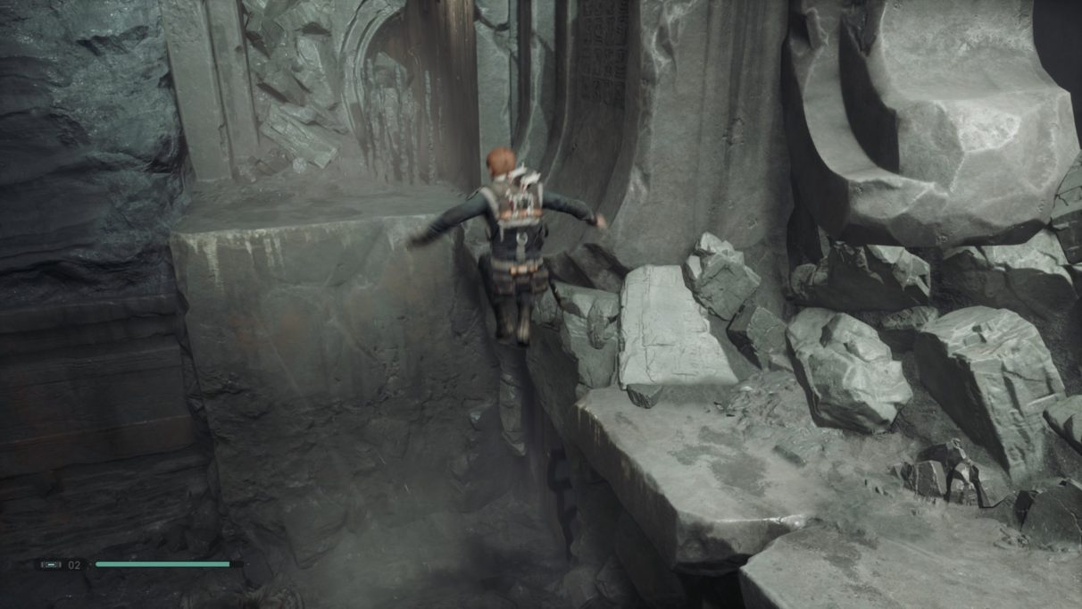 Star Wars Jedi: Fallen Order Tomb of Eilram walkthrough 3