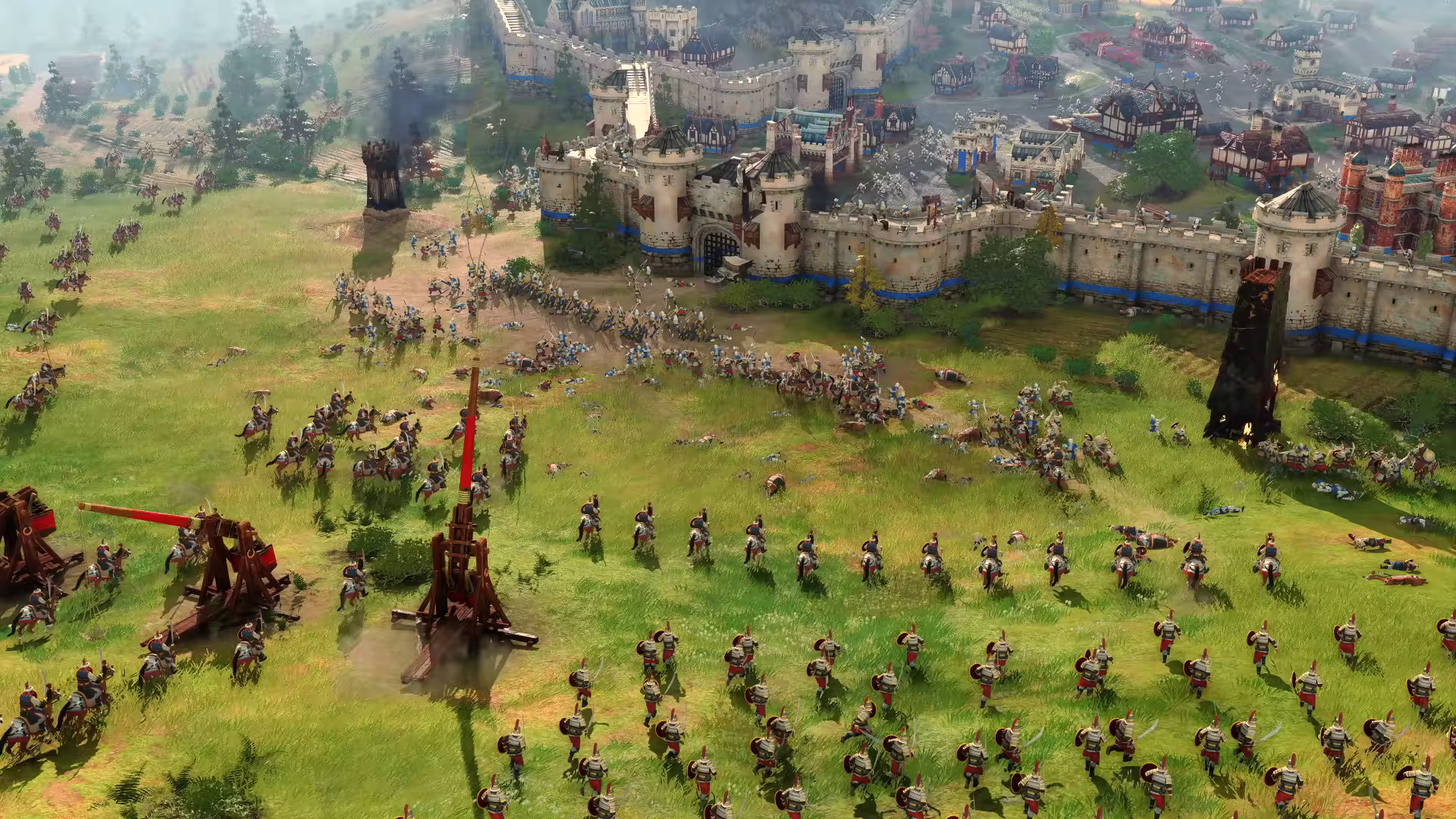 Age Of Empires 4 trailer shows off its medieval setting