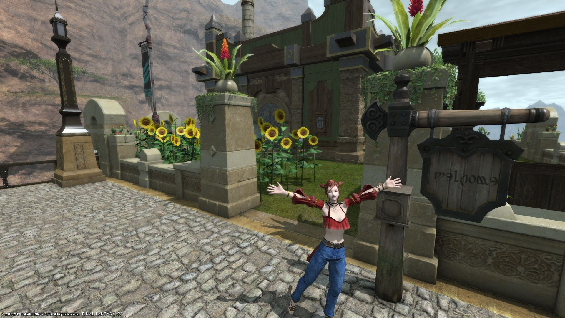 Tour the weird and wonderful private homes of Final Fantasy XIV