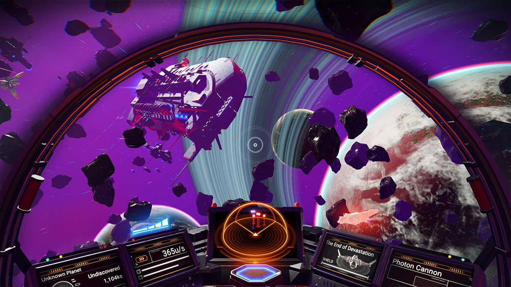No Man's Sky Synthesis update lets you salvage ships and pack more heat