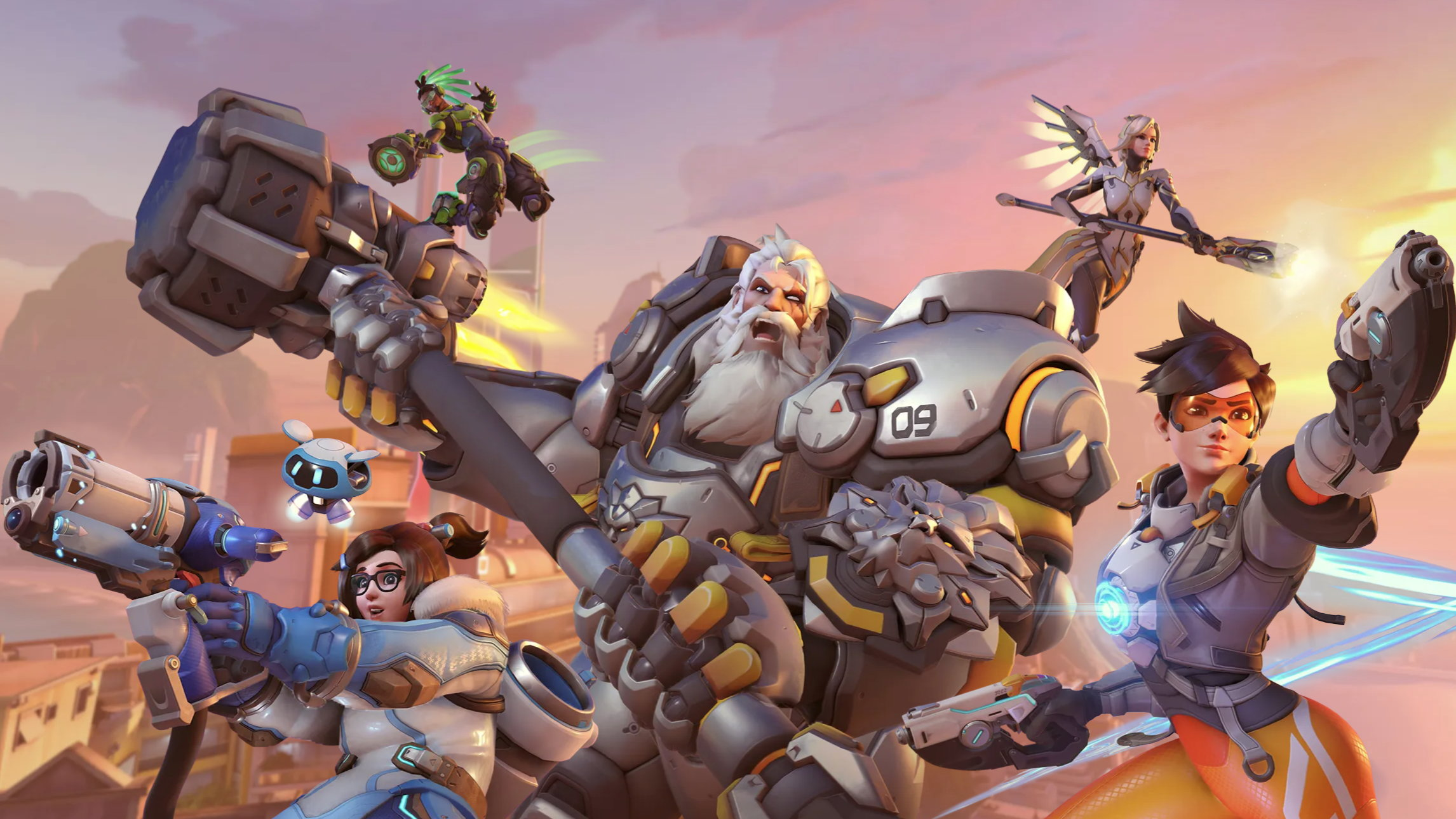 Overwatch 2 Announced Adding A Hearty Kick Of Pve Rock Paper