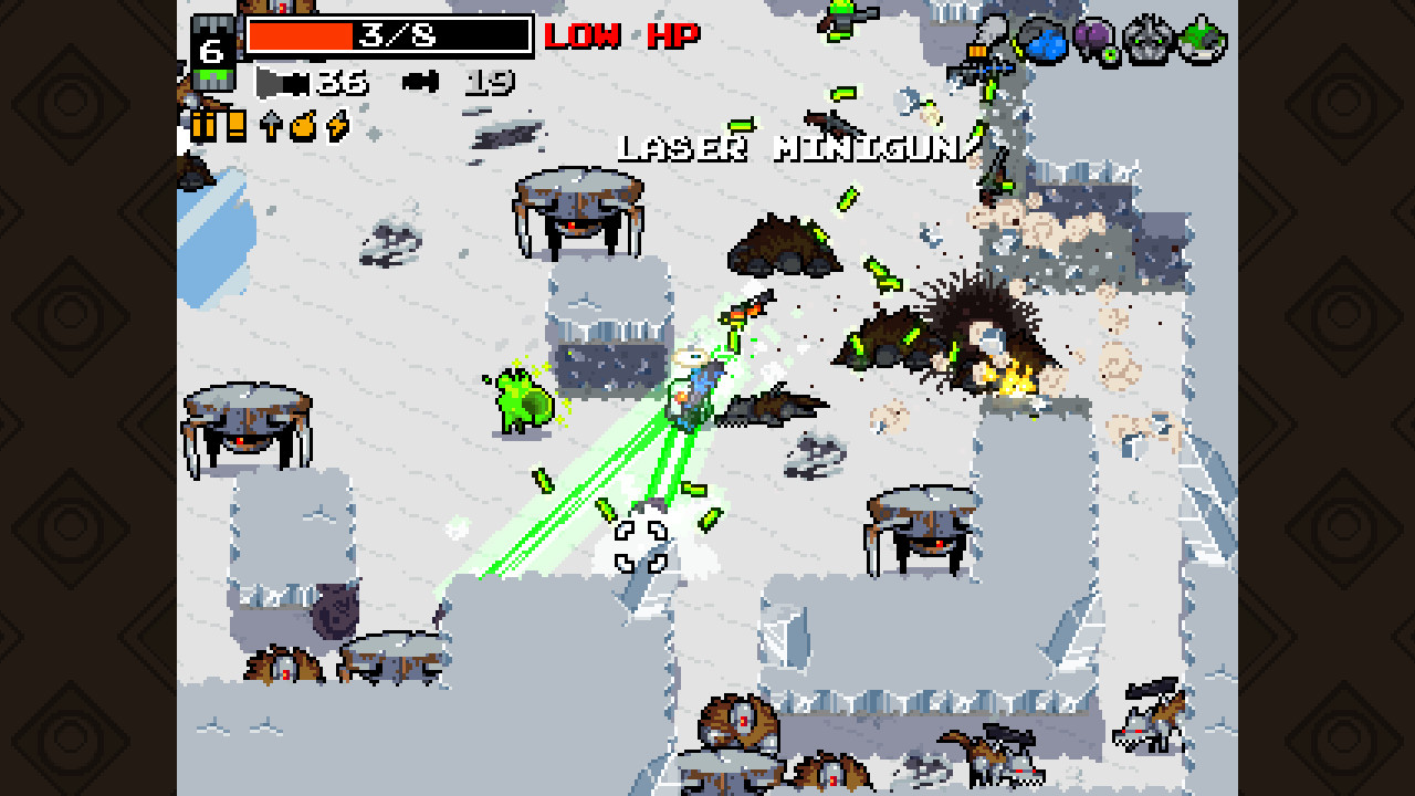 Top-down blasters Ruiner and Nuclear Throne are this week's Epic Games Store freebies