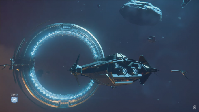 Star Citizen showed off wormholes, espionage, and space coffee at CitizenCon 2949