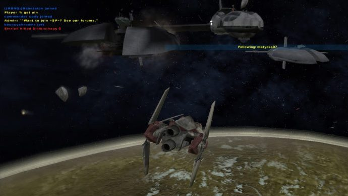 Star Wars Battlefront II - the old one - is one of the best Star Wars games.