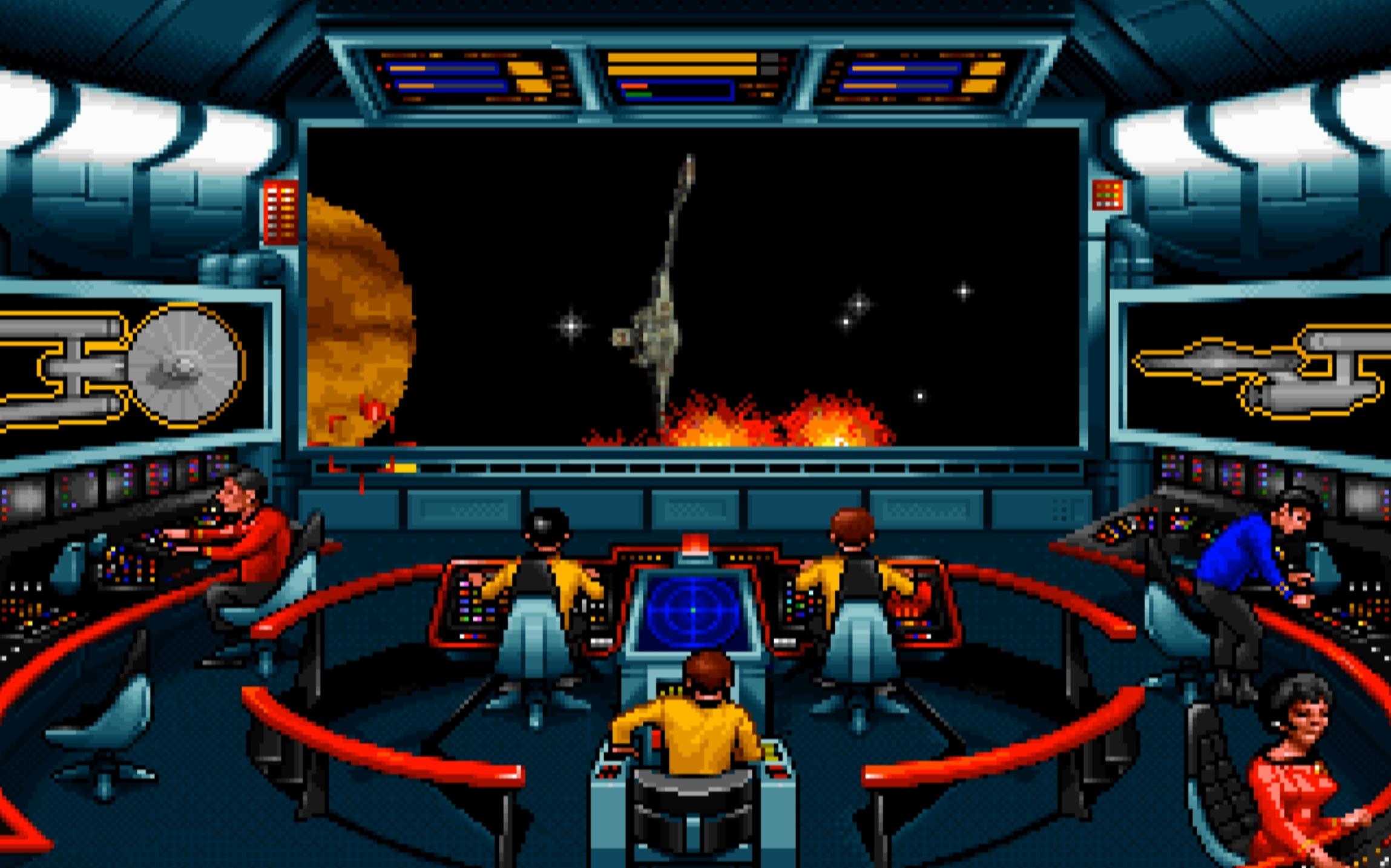 Star Trek 25th Anniversary Is Still A Fine Game Rock Paper Shotgun