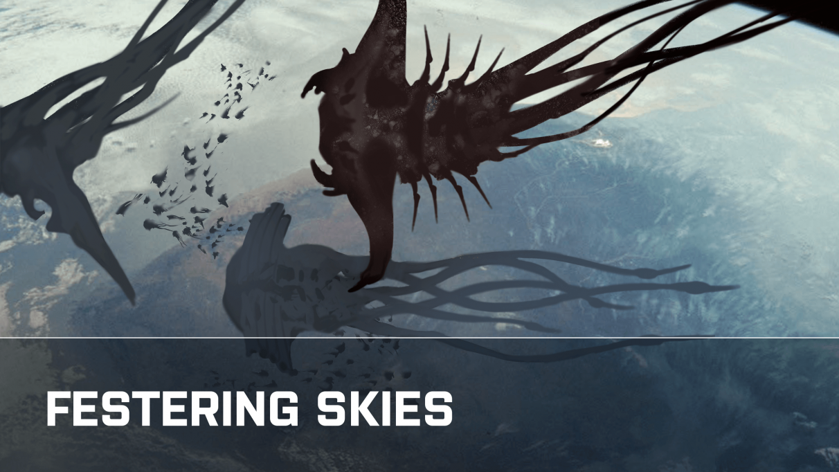 Phoenix Point DLC - Festering Skies