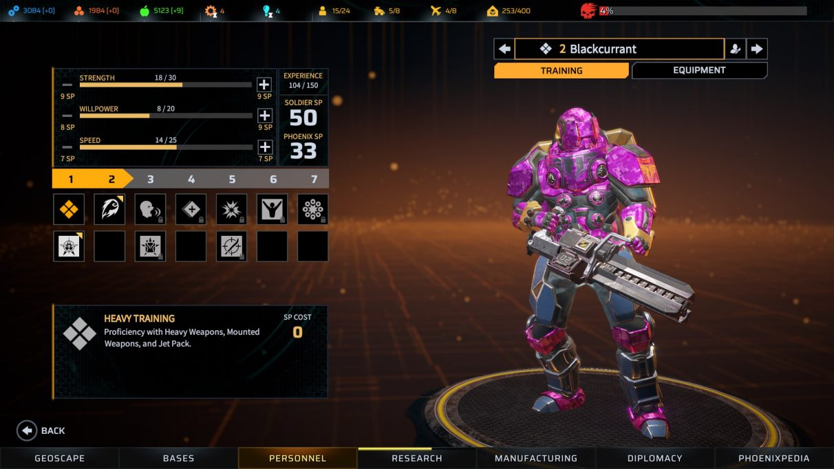 Phoenix Point Heavy Class