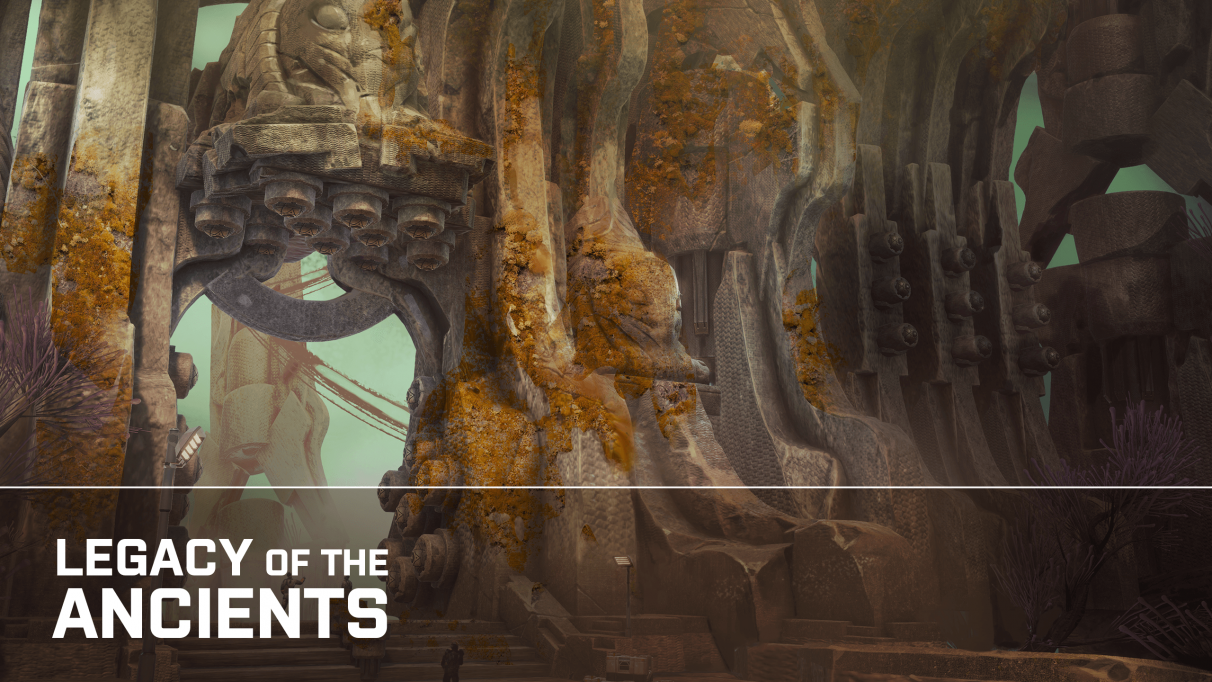 Phoenix Point DLC - Legacy of the Ancients