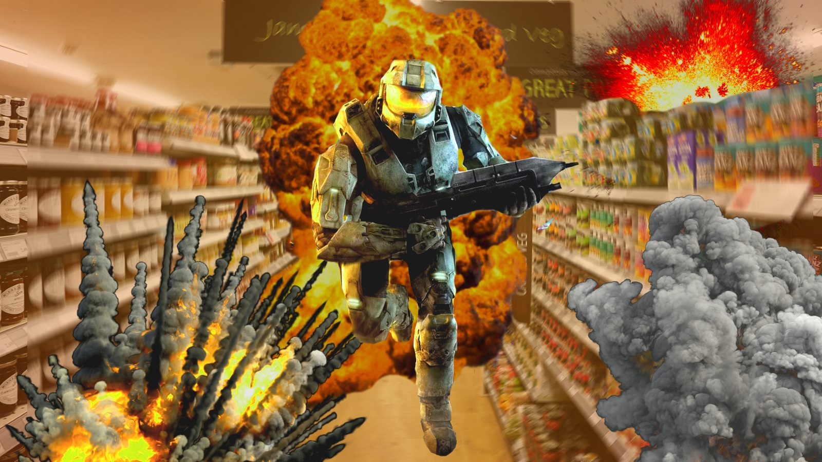 Local Co Op For Halo Answers At Last Rock Paper Shotgun