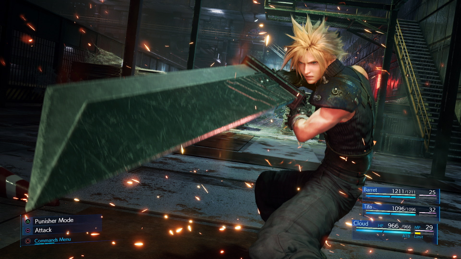 Final Fantasy Vii Remake Is Ps4 Exclusive Only For One Year Rock