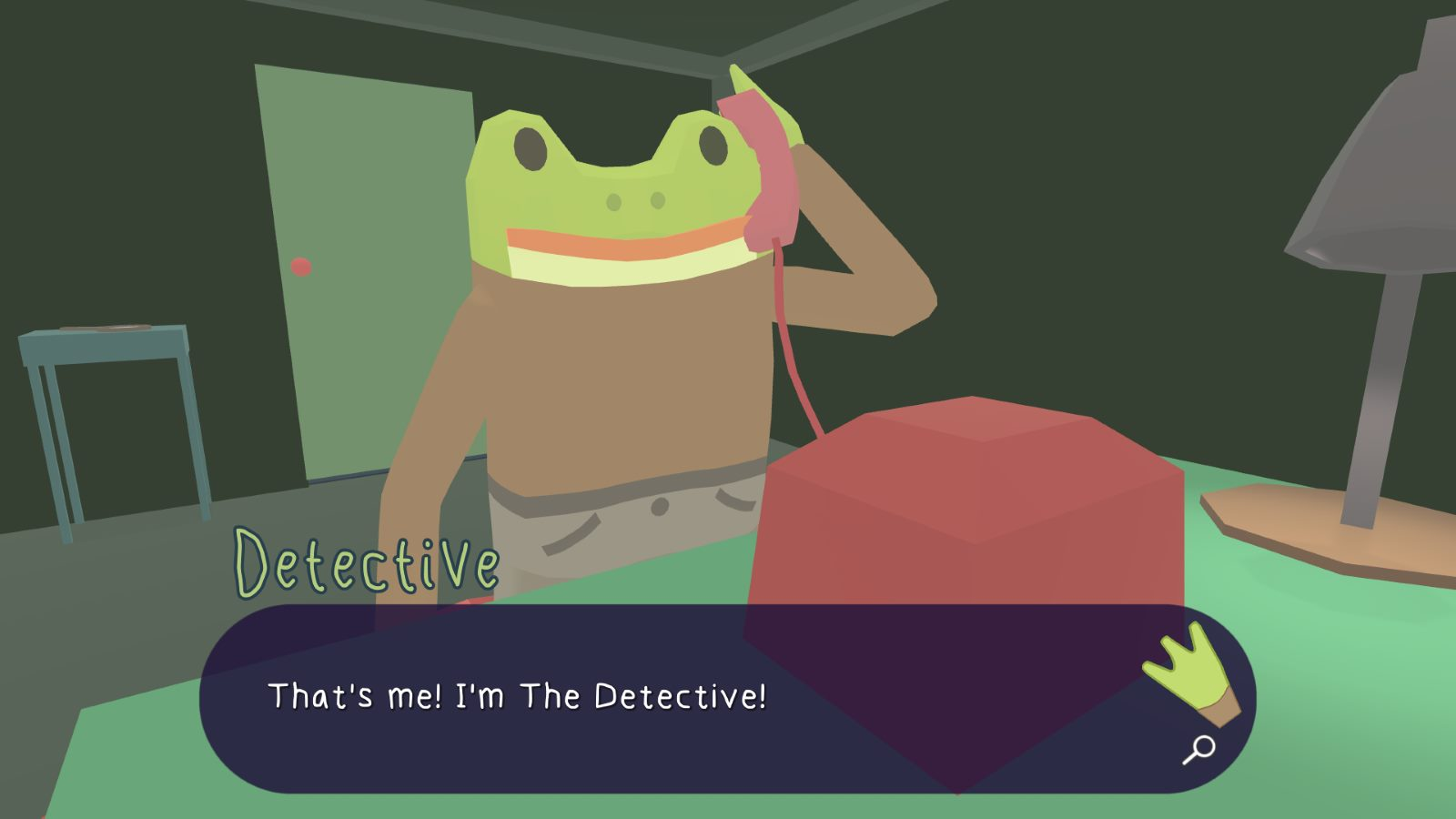 Wot I Think – Frog Detective 2: The Case of the Invisible Wizard